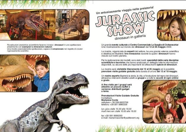 Dinosauri La Scaglia