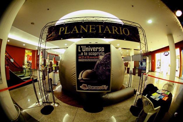 planetario gonfiabile