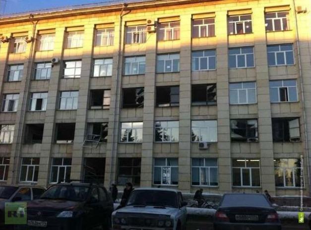 danni alle vetrate