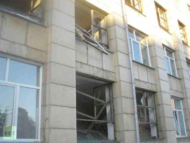 altri danni a finestre