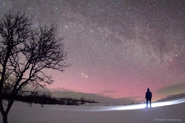 altra immagine spettacolare di P-M Hedén dalla Finlandia