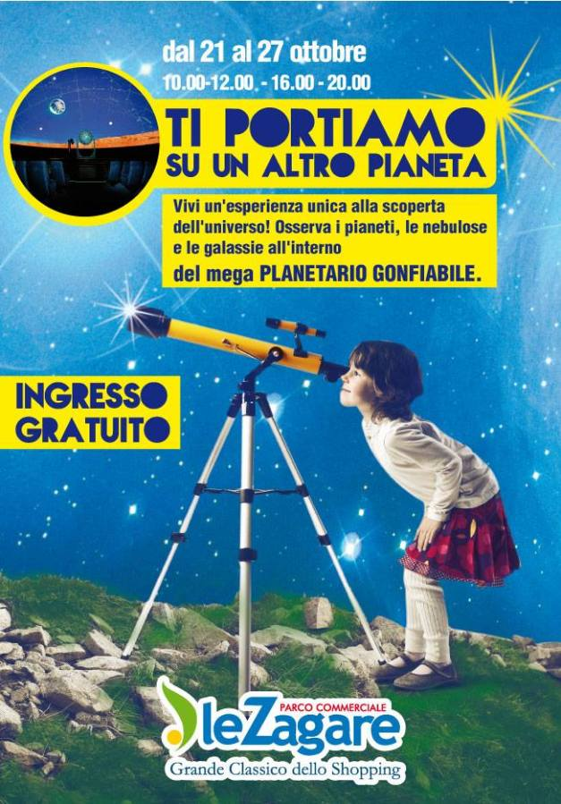 Planetario Le Zagare