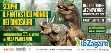 dinosauri Zagare